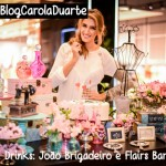 Quarta Shop Music Especial: 5 anos do Blog Carola Duarte – Doces e Drinks